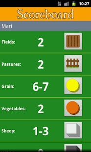 Agricola Score Calculator - screenshot thumbnail