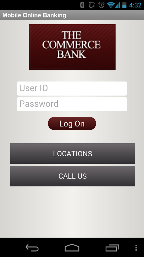 TCBWA Mobile Banking- screenshot