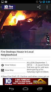 KWTX News - screenshot thumbnail