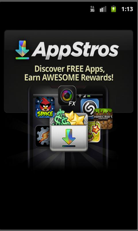 Appstros - FREE Gift Cards! - screenshot