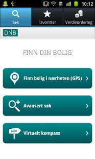 DNB Finn din bolig- screenshot thumbnail