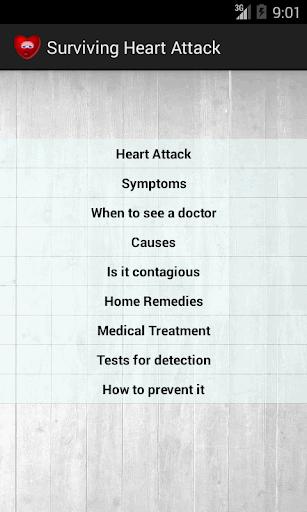 Surviving Heart Attack