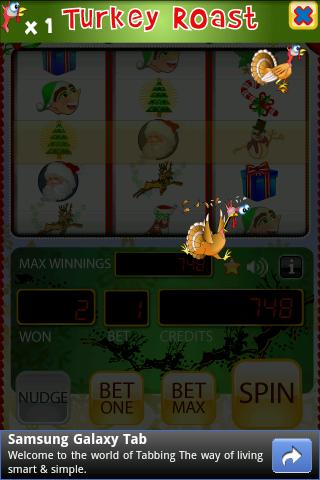 Christmas Slots - screenshot