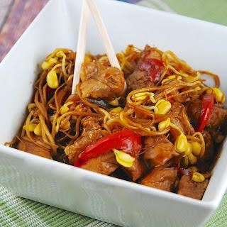Chop Suey With Molasses Recipes.