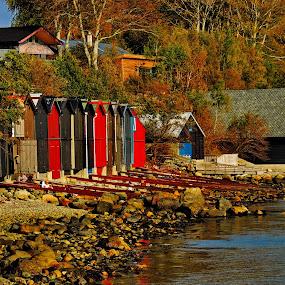 Oss by Inna Cleanbergen - Landscapes Waterscapes ( #everydaybergen #bergen )
