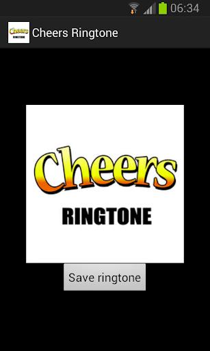 Cheers Ringtone