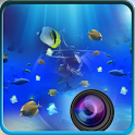 Aquarium Live Wall Paper 3D icon