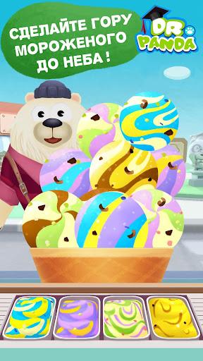 Dr. Panda: мороженое для планшетов на Android