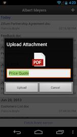 Zoho CRM Screenshot 6