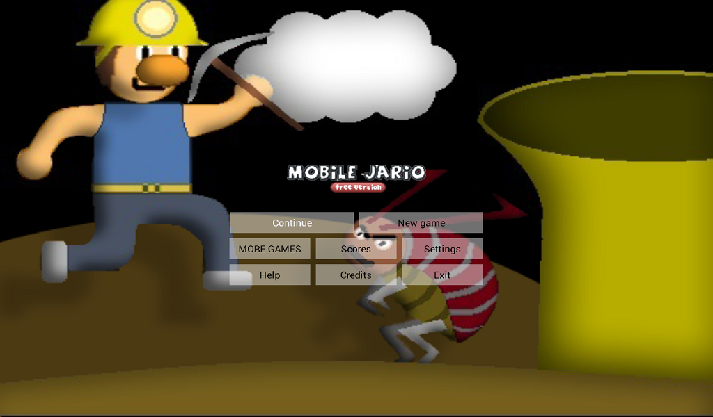 Mobile Jario (Free) - screenshot