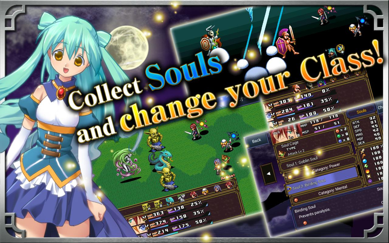 RPG Soul Historica- screenshot