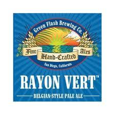 Logo of Green Flash Rayon Vert
