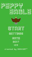 Screenshot of Peppy Eagle