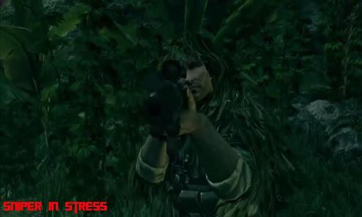 Sniper In Stress