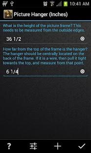 Easy Picture Hanger Free- screenshot thumbnail