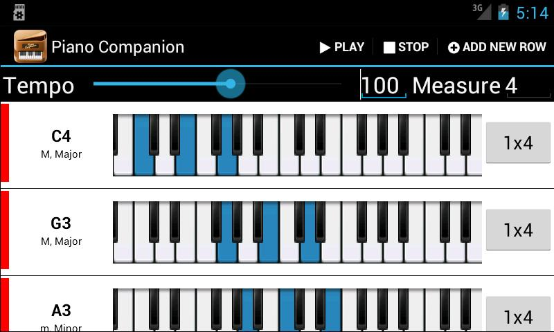 Piano Companionchordsscales Apk 310702 Apk For Android