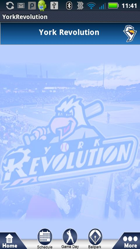York Revolution- screenshot