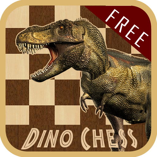 恐龍西洋棋 Dino Chess For Kids 棋類遊戲 App LOGO-APP試玩