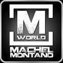 Machel Montano – M World logo
