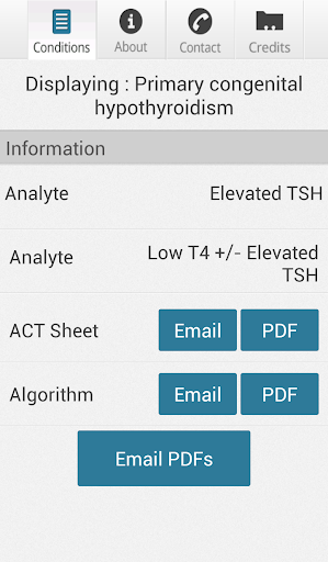 玩醫療App|ACMG Act Sheets免費|APP試玩