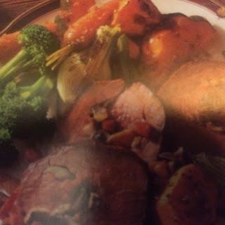 Stuffed Roast Beef
