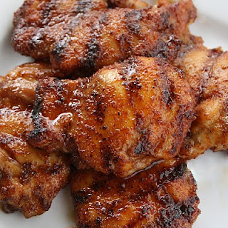Spicy Honey Chicken.
