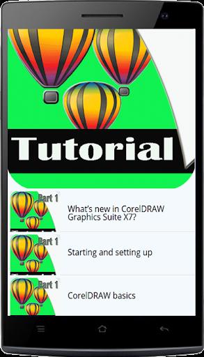 CorelDraw X7 Tutorial