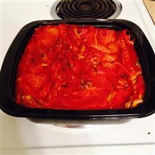 Vegan Lasagna II