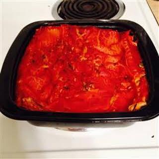 Vegan Lasagna II.