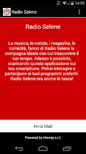 Radio Selene- miniatura screenshot