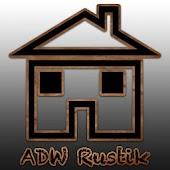 ADW Rustik Theme (Donate)