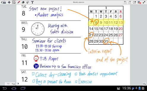 Note Anytime Lite - screenshot thumbnail