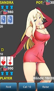 Anime Strip Poker Demo - screenshot thumbnail