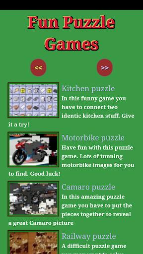 Fun Puzzle Games