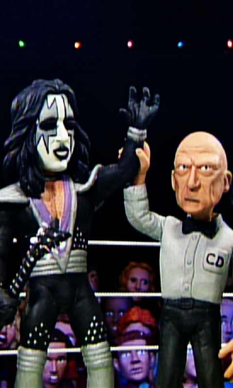 Celebrity Deathmatch LWP - screenshot
