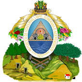 Honduras Coat Arms LWP 3D