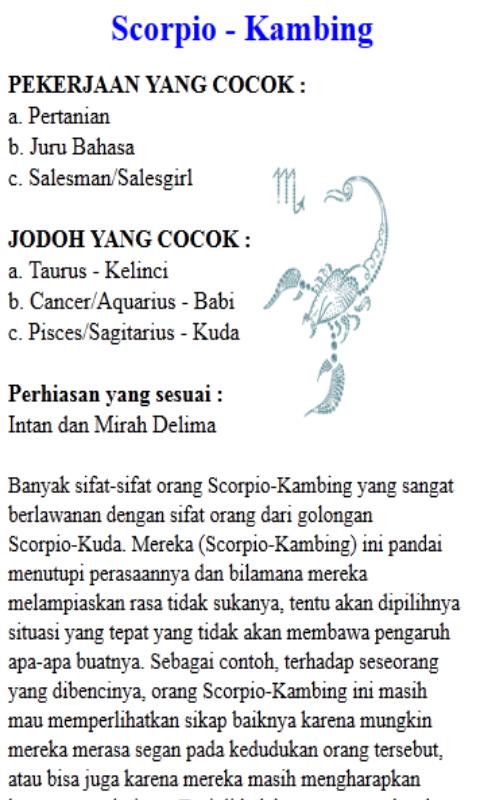 dejtingsajter för Scorpios