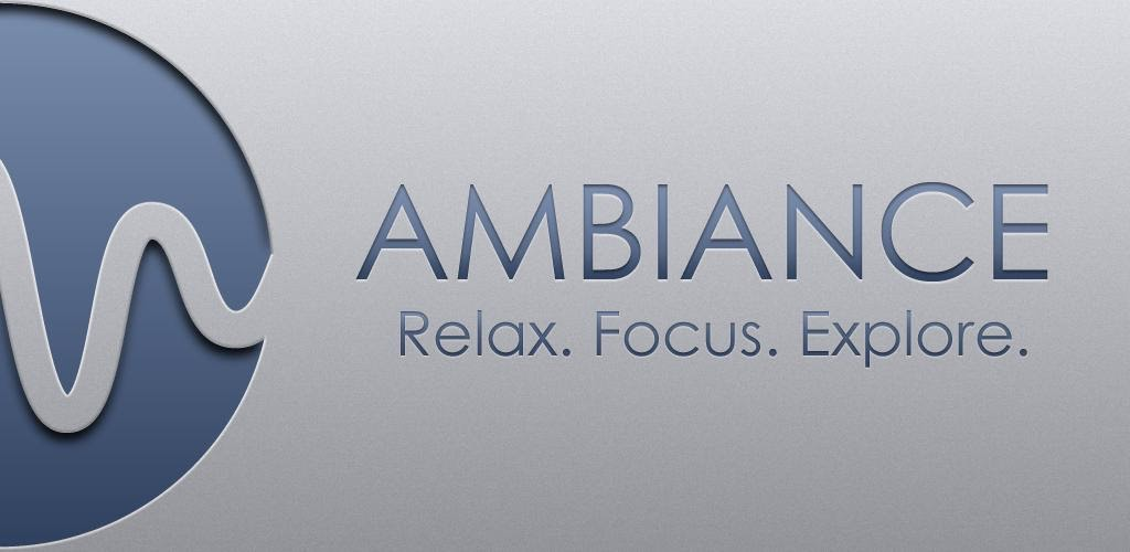 Ambiance apk v3 0 5 download ~ Android apps download