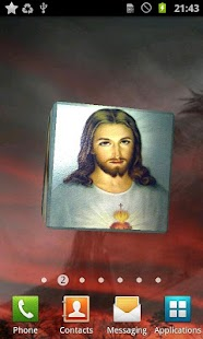 Jesus Christ 3D Live Wallpaper - screenshot thumbnail