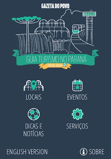 Guia Turismo no Paraná