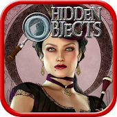 Hidden Objects Vampire Brides