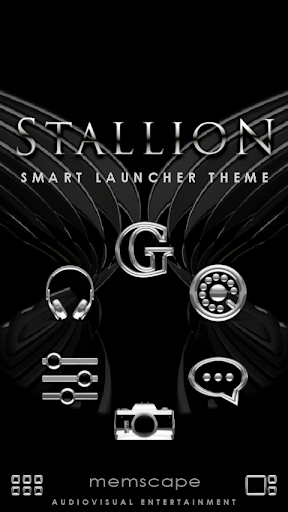Smart Launcher Theme Stallion