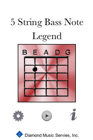 5 string bass note legend android apps on google play. Black Bedroom Furniture Sets. Home Design Ideas