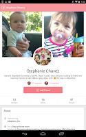 Screenshot of Smile Mom - Local Moms Network