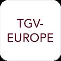 TGV-europe logo