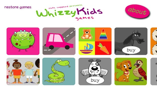 Whizzy Kids Extra - screenshot thumbnail