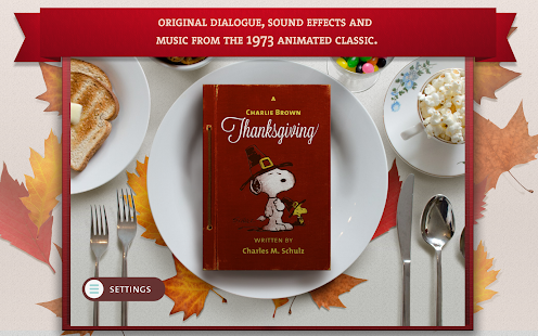 A Charlie Brown Thanksgiving - screenshot thumbnail