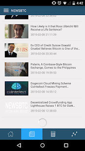 NewsBTC- screenshot thumbnail