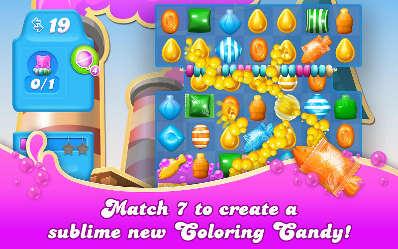 Candy Crush Soda Saga v1.48.4 Mod APK [LATEST] - screenshot
