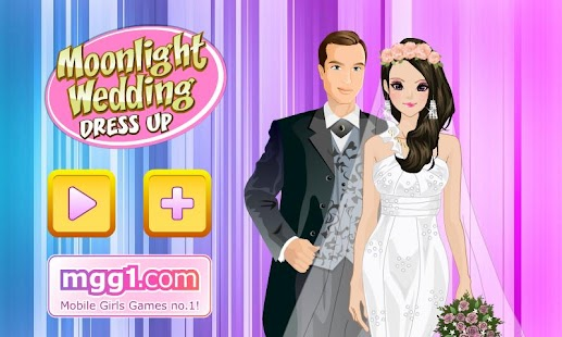 Moonlight Wedding Dress Up - screenshot thumbnail